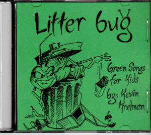 Litter Bug CD